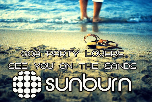 Sunburn Festival in Goa
