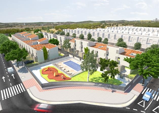 Cooperativas de Vivienda, Vivienda Sindical - Inmobiliaria Plaza Mayor