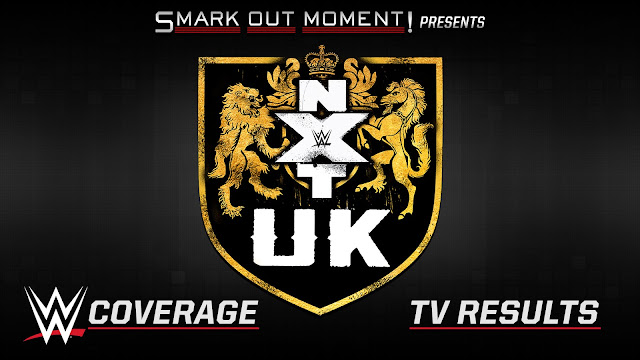 this week's WWE NXT UK episodes results