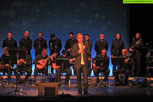 Luis Morera canta a La Navidad. III Festival Sixto López