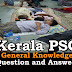 Kerala PSC General Knowledge Question and Answers - 32