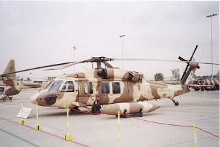 Black Hawk Saudita se acidenta