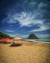 Open Trip Gunung Raung - Keindahan Pantai Merah Banyuwangi