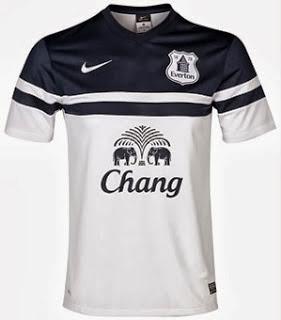 best cheap 74f60 75796 Jersey Everton 3rd (Third)   Big Match Jersey   Toko Grosir ...