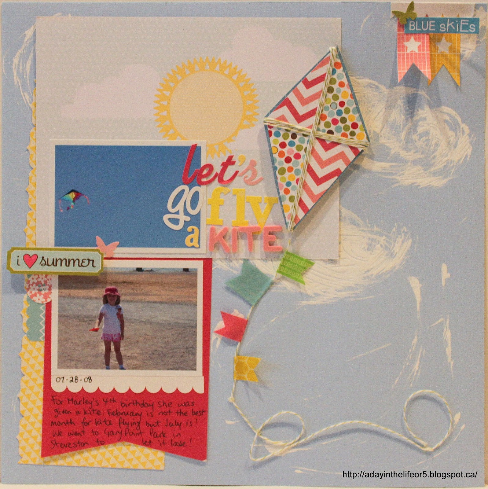 A Practical Scrappers Frugal Finds Feature Using Toothpicks Alison Day Designs