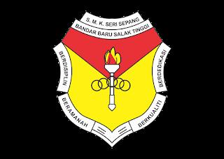 SMK Seri Sepang Logo Vector