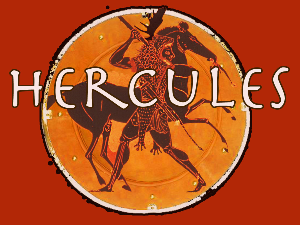 My Words Fly Up The Twelve Labors Of Hercules