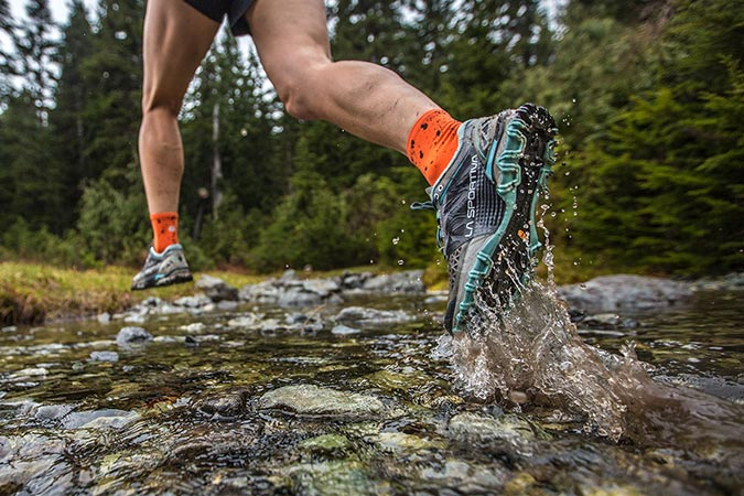 Dlium Trail running shoes