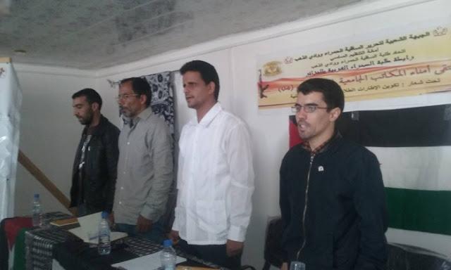 عقد الملتقى الرابع لأمناء المكاتب الجامعية بالجزائر بمركزية اتحاد الطلبة