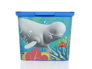 disney pixar finding dory storage bin tub