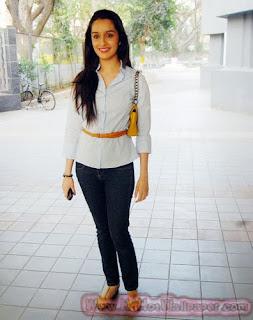 Related Topics Aashiqui 2 Actress Shraddha Kapoor