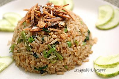 Resepi Nasi Goreng Kampung Yang Sedap Dan Mudah