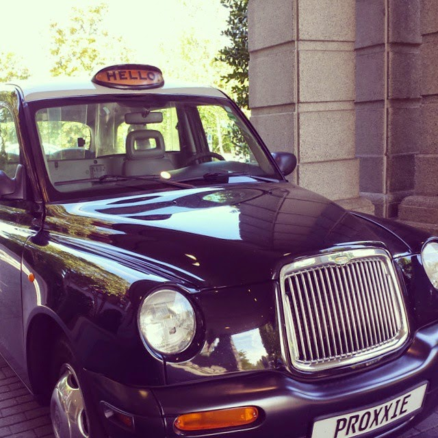 London Taxi in Greensboro, Luxury in Greensboro.