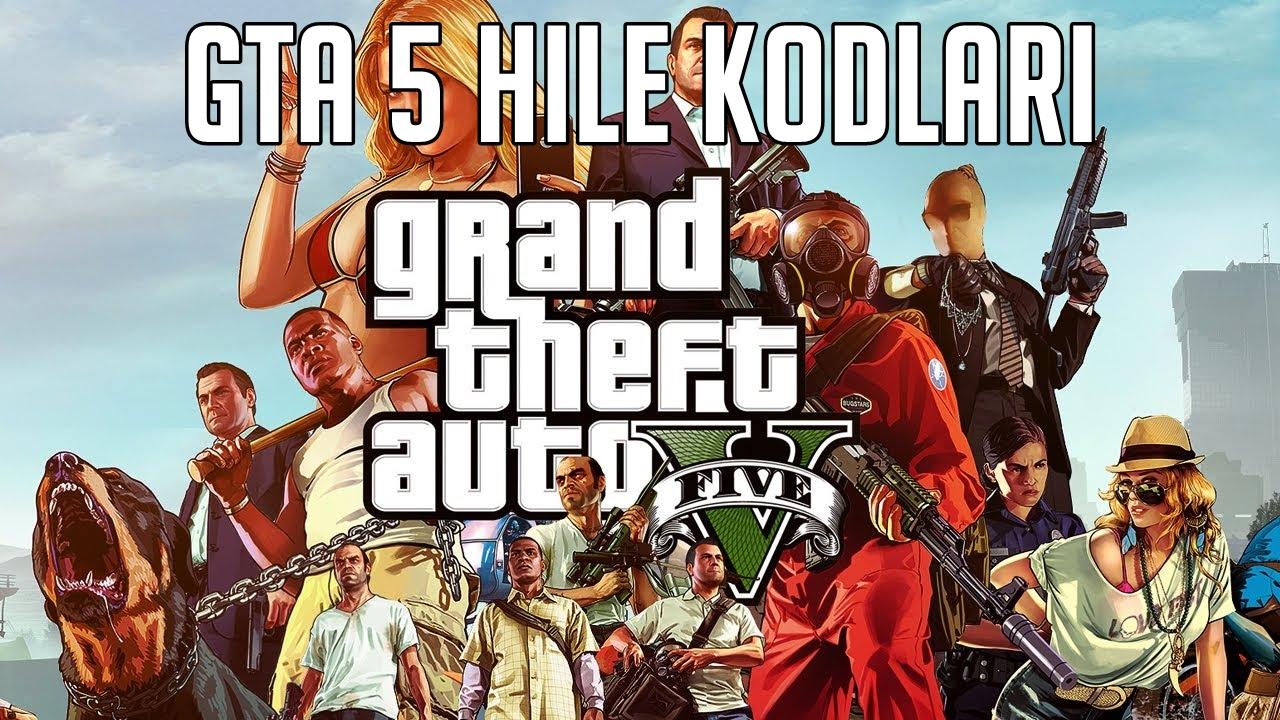 GTA 5 Hile Kodlari