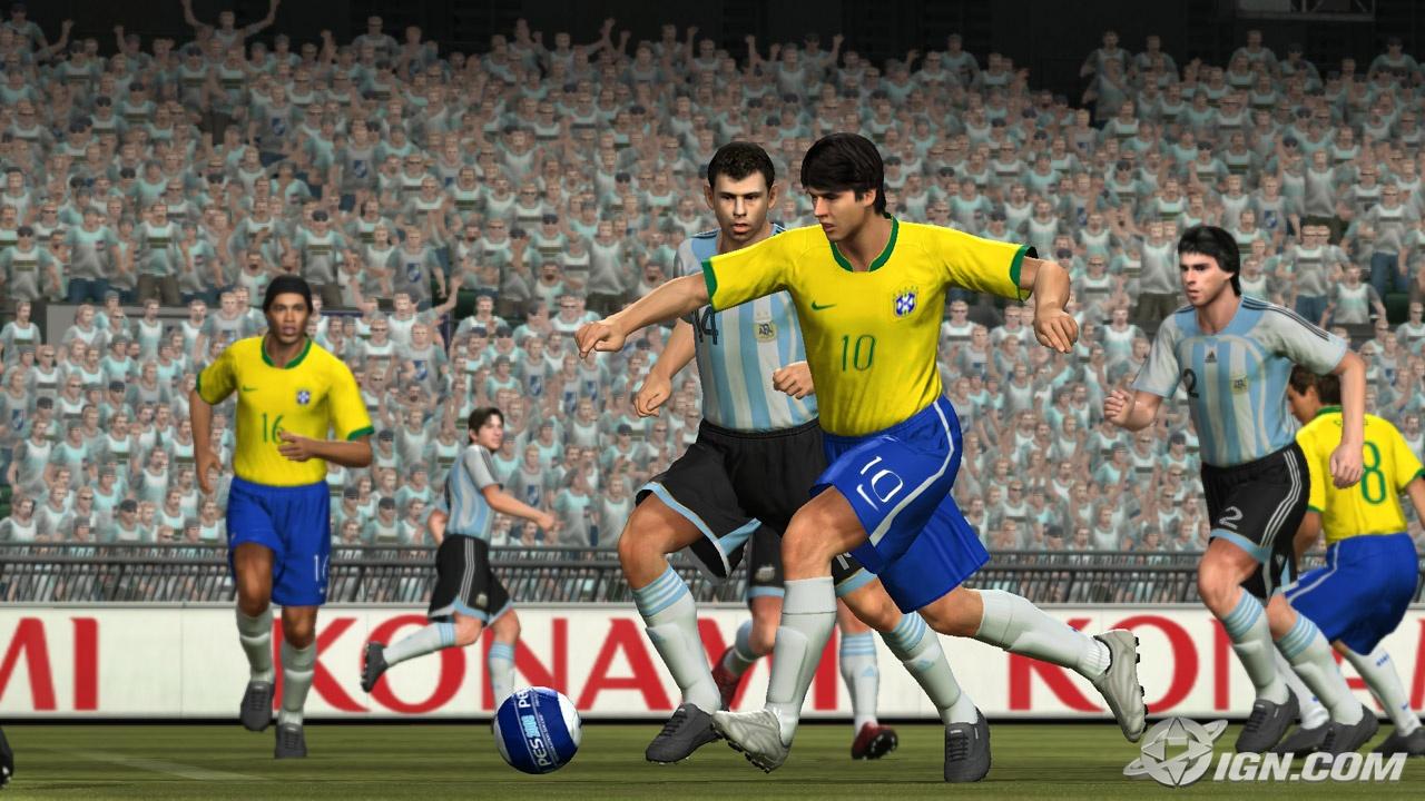 Pro Evolution Soccer 2012 Preview - Trying Sensation Full Version