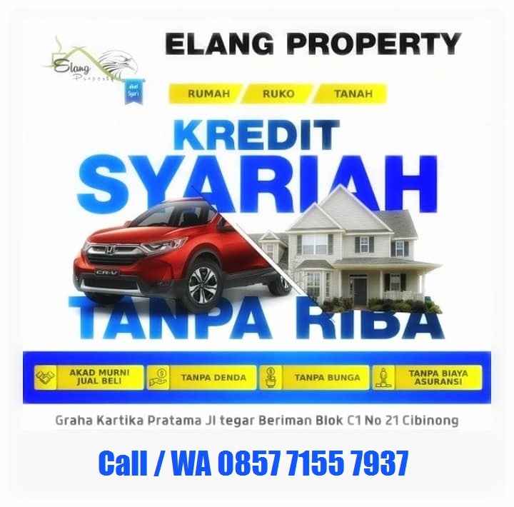 Elang Property : Kredit Rumah Syariah Tanpa Riba dengan ...