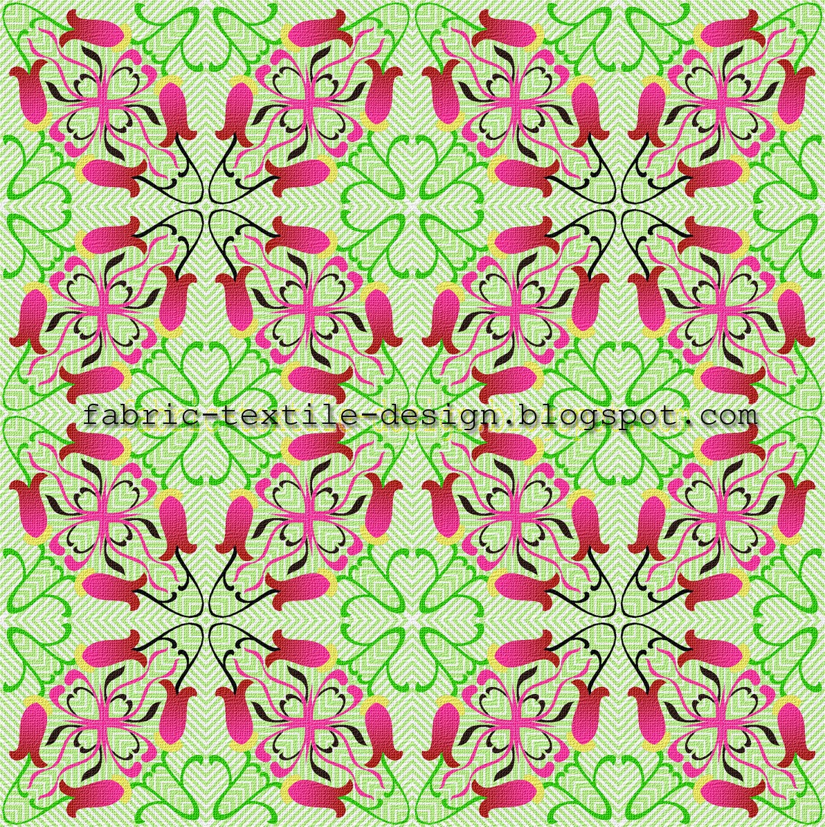 Green bed sheets texture - Modern Bed Sheets Pattern