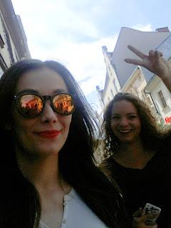 Relacja ze spotkania blogerek w Nowym Sączu, 28.05.2016 r.
