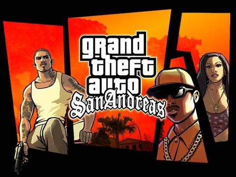 GTA San Andreas For iphone 5S Free Download | Android HD games