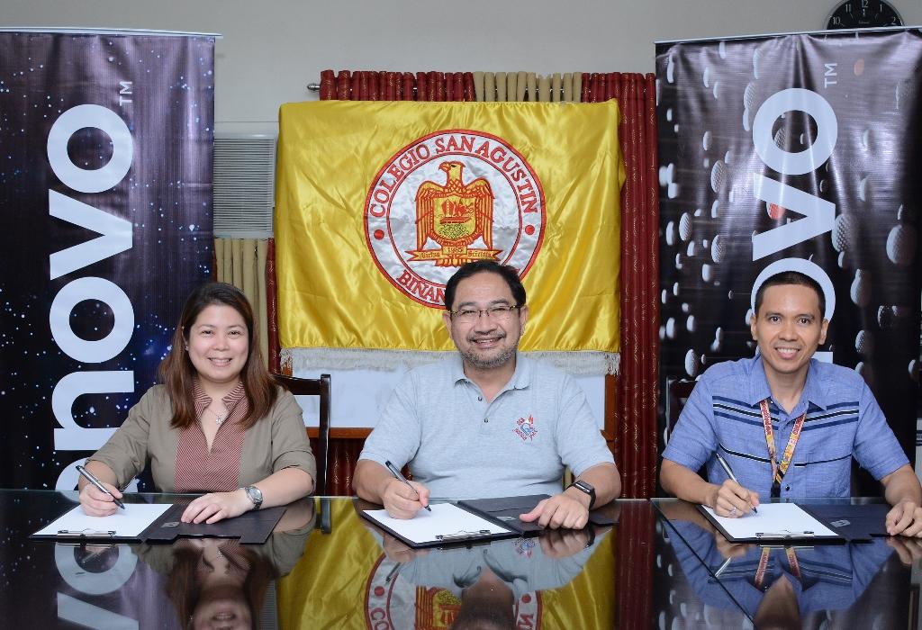 Colegio San Agustin – Binan