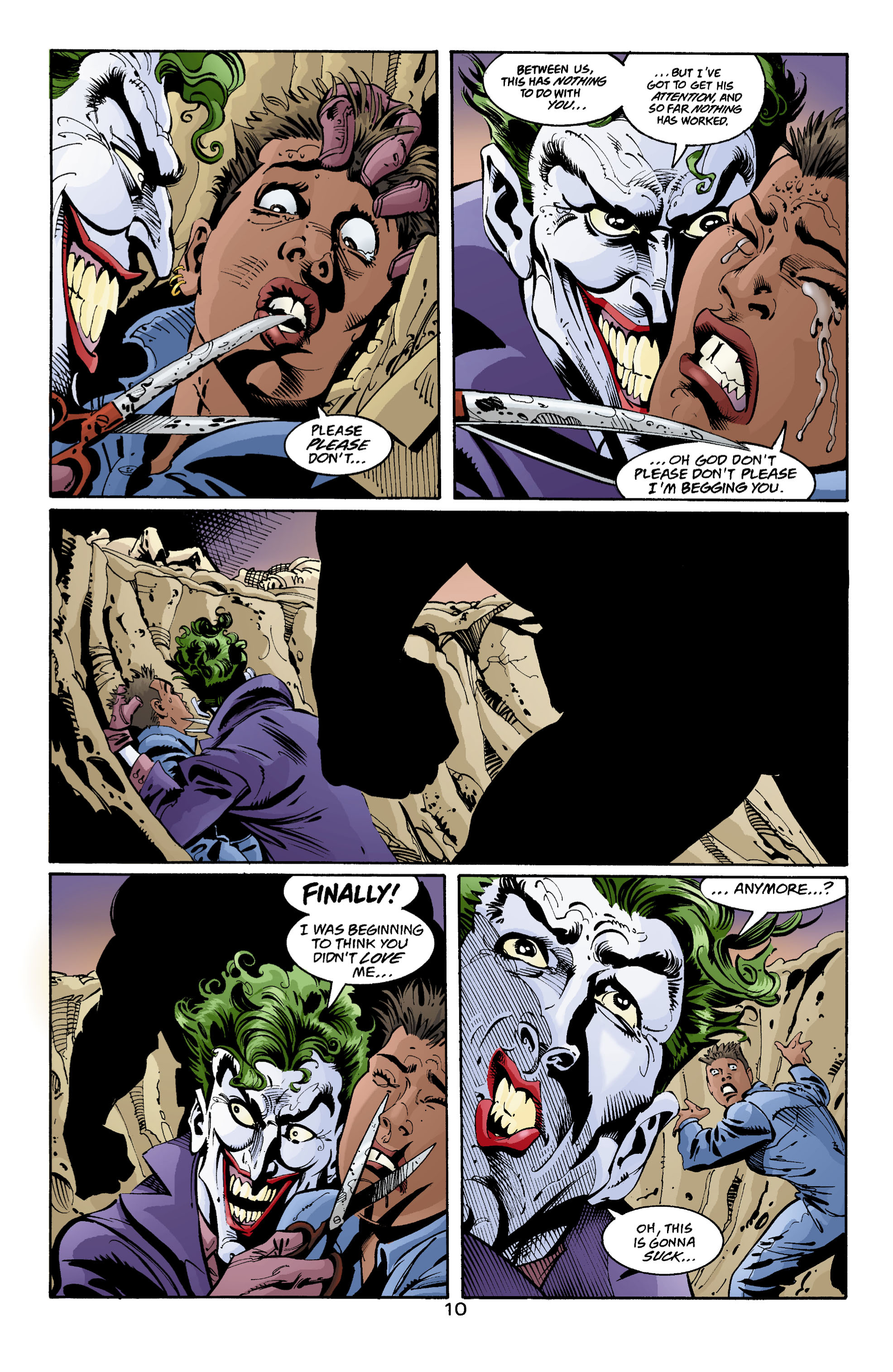 Detective Comics (1937) 740 Page 10