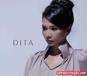 Lirik Lagu Dita - Setia