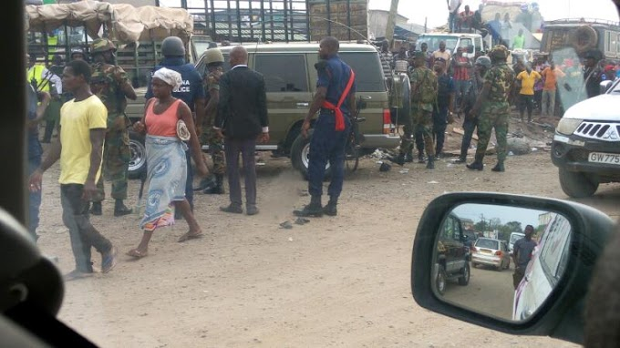 Clashes at Agbobloshie; 2 dead, several others injured