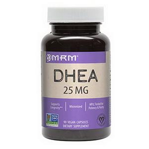 Viên uống tăng cường nội tiết tố nữ MRM Micronized DHEA 25mg của Mỹ