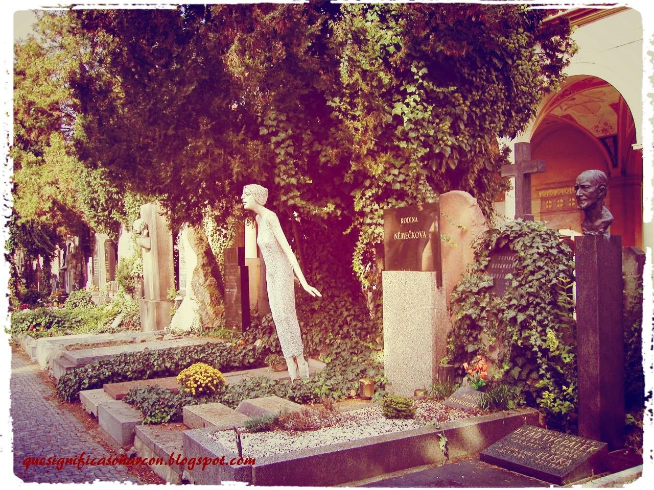 cual es el significado de soñar con cementerio