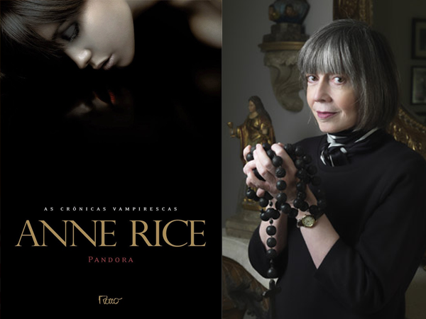 Top Comentarista - Anne Rice