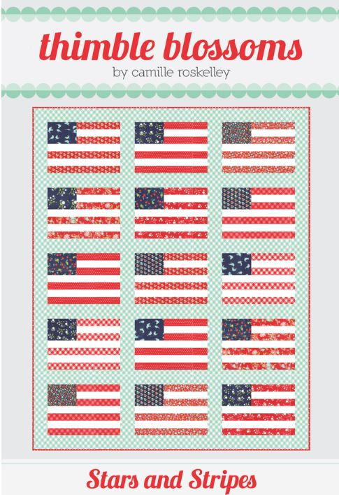 Fat Quarter Shop S Jolly Jabber Happy 4th Of July From