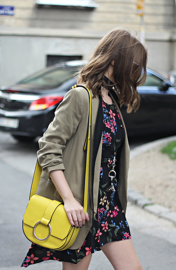 Fashion And Style Linen Blazer