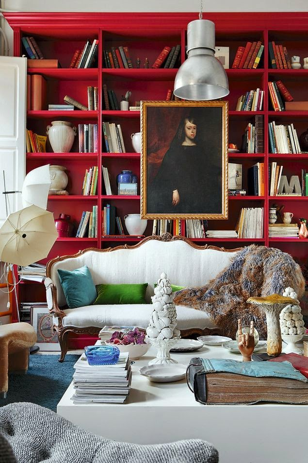 Sculptured Carpet Can Make Even The Most Traditional: ...joy Of Nesting: Best Home Upgrades And Additions For 2015