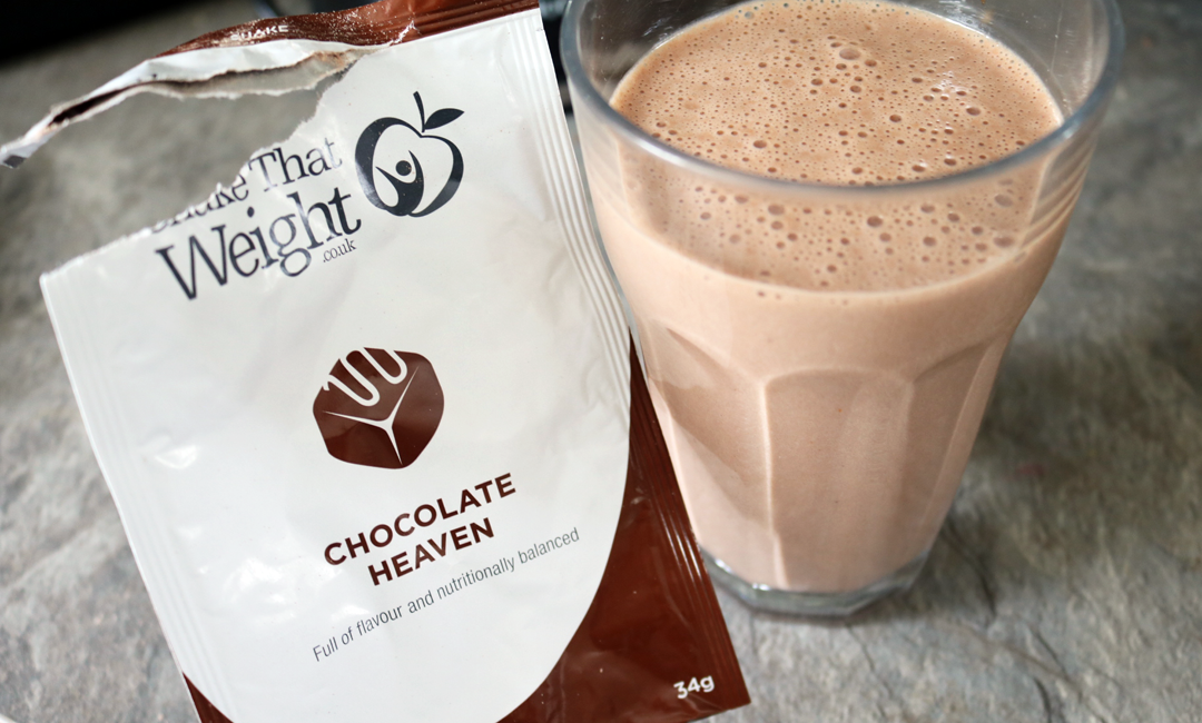 Shake That Weight Chocolate Heaven Shake