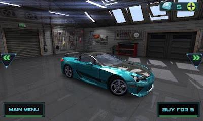 High Speed 3D Racing Mod