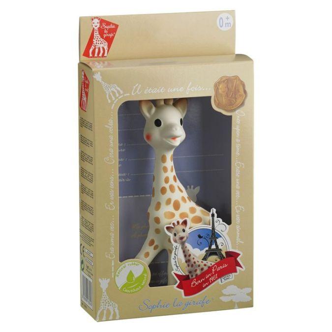 sophie la girafe - regalos para bebés