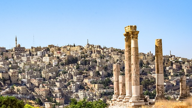 Amman Jordan Travel Guide Blog Tourist Spots and Attractions