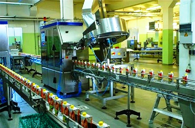 Beverage Processing Machinery