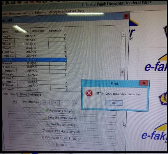 etax-10004 : data-tidak-ditemukan