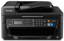 Epson workforce wf 2630wf Wireless Printer Setup, Software & Driver