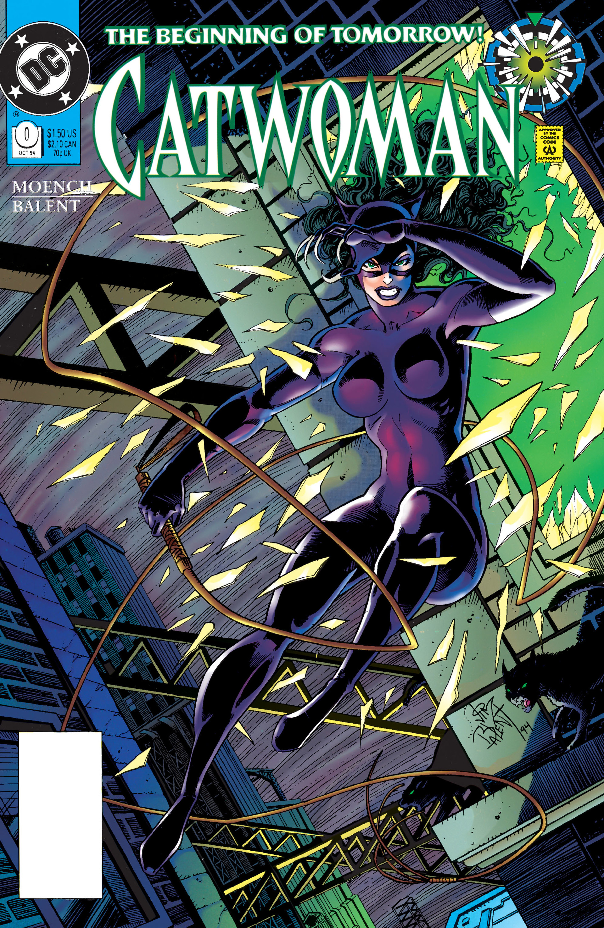 Catwoman (1993) Issue #0 #5 - English 1