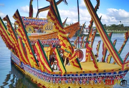 Guinakit Fluvial Parade