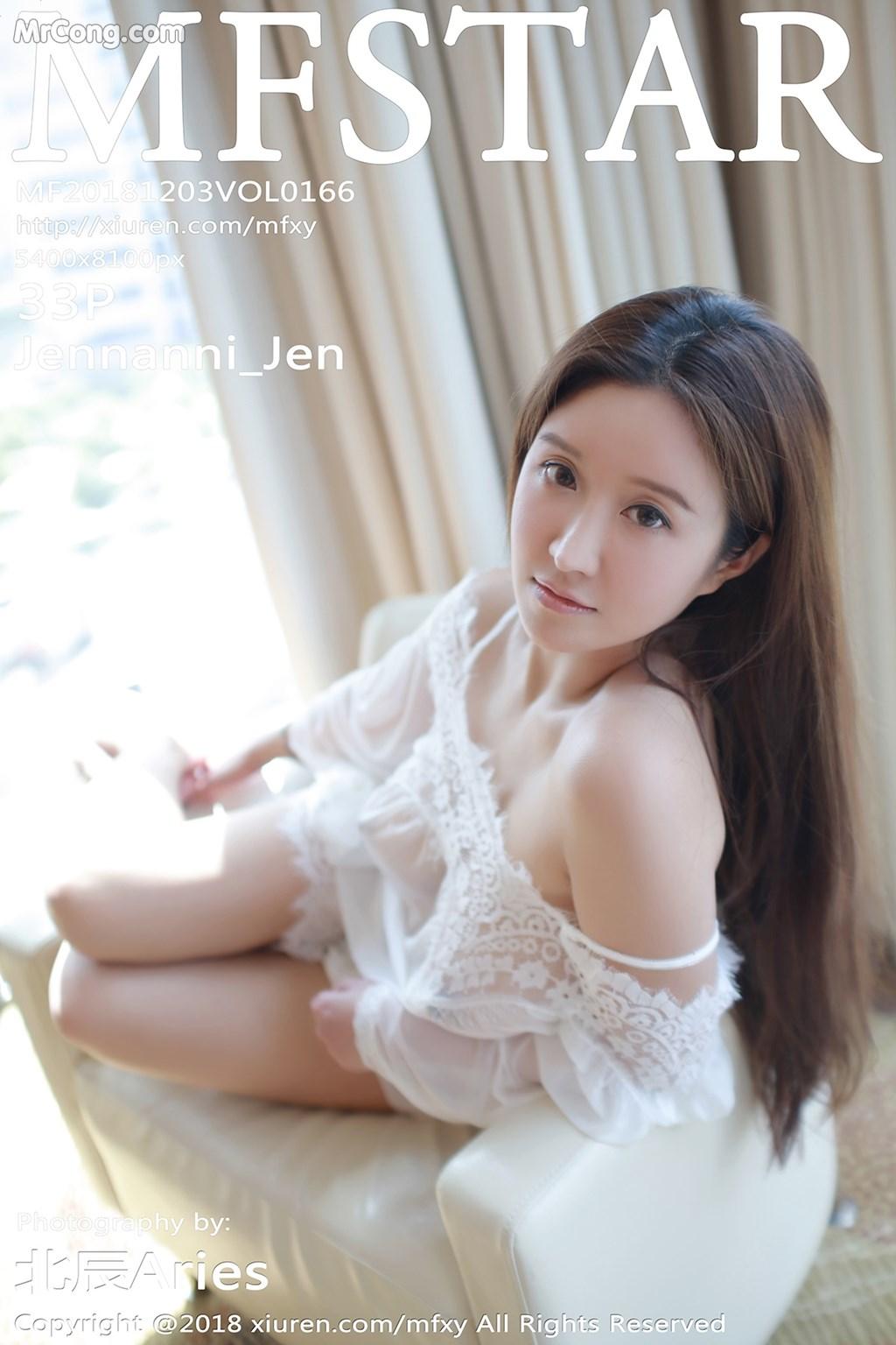 MFStar Vol.166: Người mẫu Jennanni_Jen (34 ảnh)