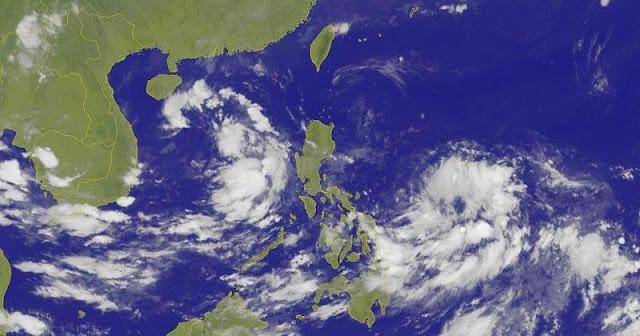 Ada Topan Baru Sudah Terbentuk, Tanggal 16 Akan Pengaruhi Taiwan