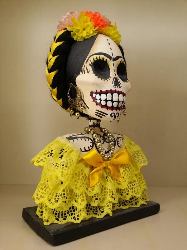 Apunts De Viatge Catrinas Mexicanas Los Disfraces De La Muerte