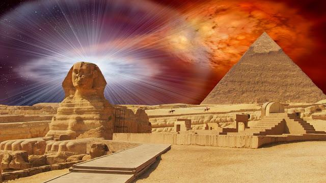 Signos secretos han sido hallados en la Gran Pirámide