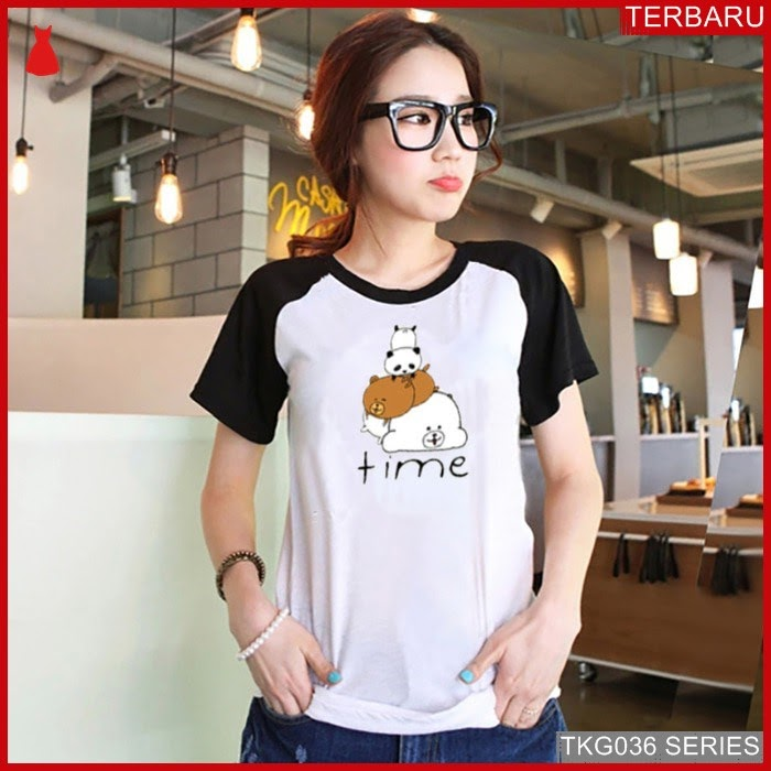BJK36K89 Kaos Tshirt Print Murah di BMGShop