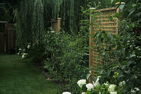 Loft & Cottage: Lattice And Trellis And Fencing, Oh My