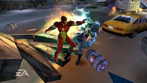 Marvel Nemesis Rise of The Imperfects PSP Android