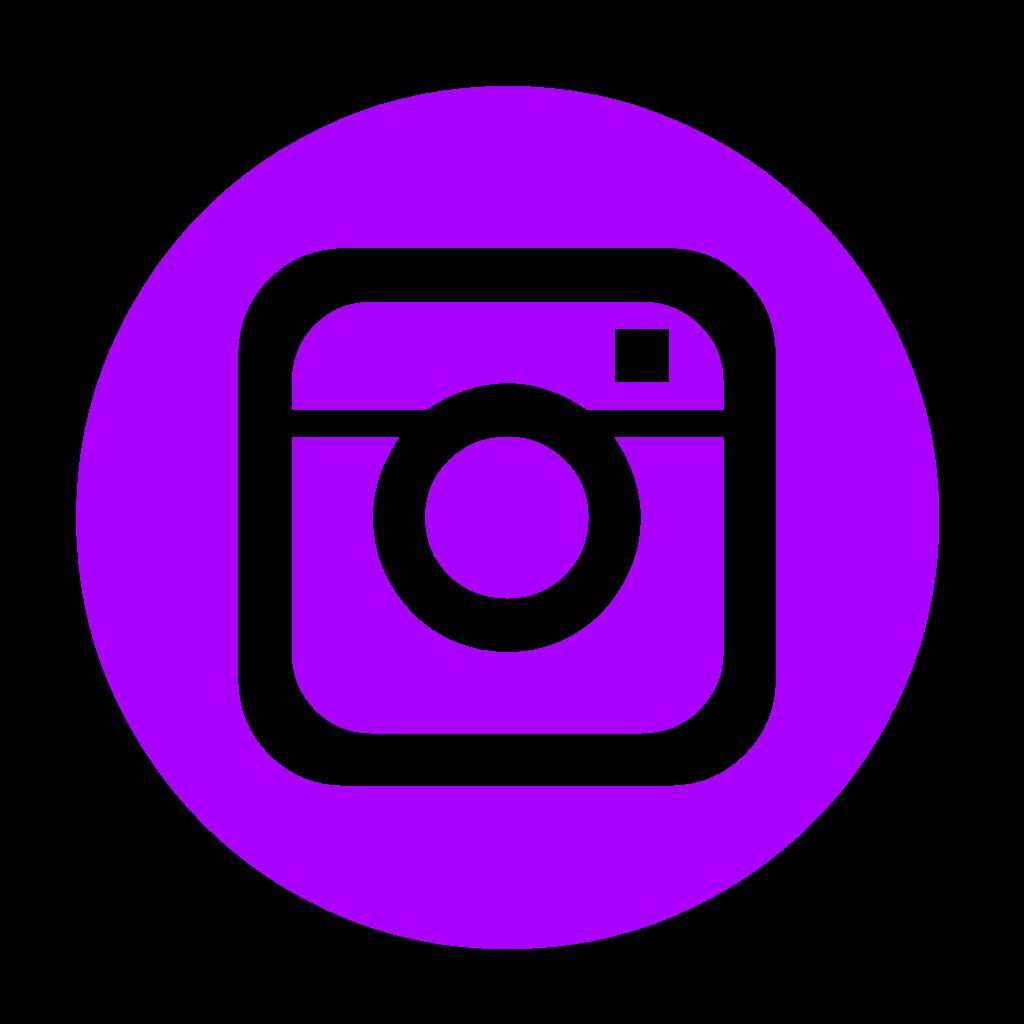صورة شعار انستجرام ، صورة لوغو انستقرام شفاف للتصميم